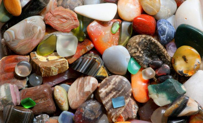 Heilsteine und Kristalle beginnend mit A