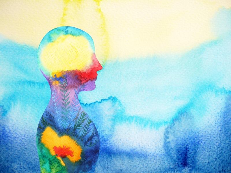Aura Farben und Bedeutungen für Menschen