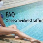 Häufige Fragen – FAQ Oberschenkelstraffung