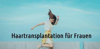 Haartransplantation für Frauen - Therapie & Behandlung